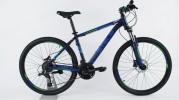 Велосипед 26' хардтейл, рама алюминий STELS NAVIGATOR-645 D диск, т-синий 2019, 24 ск., 19' V010