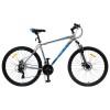 Велосипед 27,5' хардтейл STELS NAVIGATOR-700 MD диск, серебр./синий 2020, 21 ск., 17,5' F010 LU08515