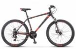 Велосипед 26' хардтейл STELS NAVIGATOR-500 MD диск, черный/красный 2019, 21ск., 20' LU080639