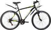 Велосипед 27,5' хардтейл STINGER CAIMAN черный, 18' 27SHV.CAIMAN.18BK1