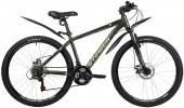 Велосипед 29' хардтейл STINGER CAIMAN D диск, зеленый, 18' 29SHD.CAIMAND.18GN1