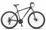 Велосипед 29' хардтейл STELS NAVIGATOR-900 D черный/зеленый 21ск., 21'