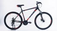 Велосипед 27,5' хардтейл STELS NAVIGATOR-700 MD диск, Чёрный/красный 2019, 21 ск., 19' F010 LU080654