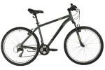 Велосипед 26' хардтейл, рама алюминий FOXX ATLANTIC зеленый, диск, 18 ск., 16' 26AHV.ATLAN.16GN1