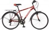 Велосипед 26' дорожный STINGER TRAFFIC коричневый, 20' 26 SHV.TRAFFIC.20 BN 7