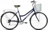 Велосипед 28' дорожный FORWARD TALICA 2.0 темно-синий, 7 ск., 19' RBKW8RN87003 (19-З)