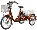 Электровелосипед 3х-колесный Farmer E-3W 24', 26 км/ч., до 45-50 км