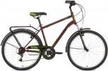 Велосипед 26' дорожный STINGER TRAFFIC коричневый, 18' 26 SHV.TRAFFIC.18 BN 7
