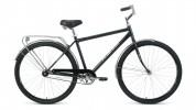 Велосипед 28' дорожный FORWARD DORTMUND 28 1.0 черный/серебро, 19' RBKW0RN81002