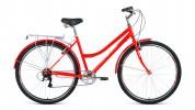 Велосипед 28' дорожный FORWARD TALICA 28 2.0 красный, 7 ск., 19' RBKW9RN87006