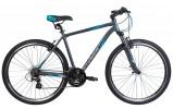 Велосипед 28' рама алюминий STINGER Campus Std серый, 21 ск., 56 см 28AHV.CAMSTD.56GR8