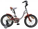Велосипед NOVATRACK 16' рама алюминий ANGEL белый 165 AANGEL.WT 7