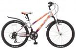 Велосипед 24' хардтейл STELS NAVIGATOR-400 V серый/зеленый/белый 21 ск., 14' (19-З)