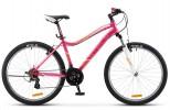 Велосипед 26' рама женская STELS MISS-5000 V розовый, 21 ск., 17'