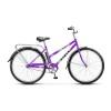 Велосипед 28' городской, рама женская STELS NAVIGATOR-300 LADY фиолет., 1 ск., 20'+корзина(19-З)Z010