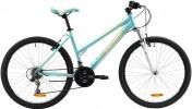 Велосипед MAVERICK 26' рама женская, алюминий, Estelle 2.0 бирюзовый, 21 ск.