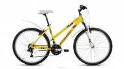 Велосипед 26' хардтейл, рама алюминий, женская FORWARD SEIDO 26 1.0 жел,18 ск.,15' RBKW8M66P006 (19)