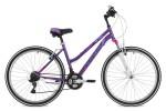 Велосипед 26' хардтейл, рама женская STINGER LATINA фиолетовый, 17' 26 SHV.LATINA.17 VT8