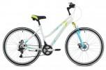Велосипед 26' хардтейл, рама женская STINGER LATINA D диск, белый, 15' 26 SHD.LATINAD.15 WH8