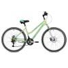 Велосипед 26' хардтейл, рама женская STINGER LATINA D диск, зеленый, 17' 26 SHD.LATINAD.17 GN8
