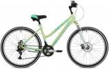 Велосипед 26' хардтейл, рама женская STINGER LATINA D диск, зеленый, 15' 26 SHD.LATINAD.15 GN8 (20)