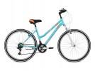 Велосипед 26' хардтейл, рама женская STINGER LATINA синий, 17' 26 SHV.LATINA.17 BL8