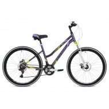 Велосипед 26' рама женская, алюм. STINGER LAGUNA D диск, фиолетовый, 19' 26AHD.LAGUNAD.19VT8