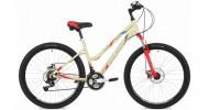 Велосипед 26' рама женская, алюм. STINGER LAGUNA D диск, бежевый, 15' 26 AHD.LAGUNAD.15 BG 9