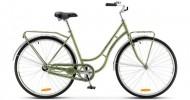 Велосипед 28' дорожный, рама женская STELS NAVIGATOR-320 зеленый, 19,5' V020 LU070091