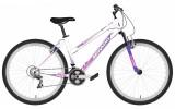 Велосипед 26' хардтейл, рама женская MIKADO VIDA 3.0 белый, 18ск., 16' 26SHV.VIDA30.16WH1