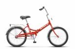 Велосипед 20' складной STELS PILOT-410 красный (19)