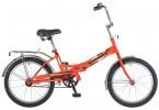 Велосипед NOVATRACK 20' складной FS30 оранжевый 20 FFS301.OR 8