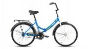 Велосипед ALTAIR 24' складной ALTAIR CITY синий RBKT7YF41004