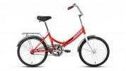Велосипед FORWARD 20' складной ARSENAL 1.0 красный RBKW7YF01005