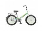 Велосипед ДЕСНА 20' складной Десна-2100 белый