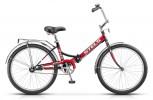 Велосипед 24' складной STELS PILOT-710 красный/черный
