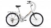 Велосипед FORWARD 24' складной VALENCIA 2.0 белый RBKW6YF46002