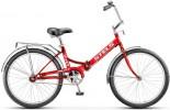 Велосипед 24' складной STELS PILOT-710 оранжевый/красный