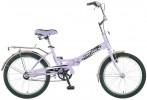 Велосипед NOVATRACK 20' складной FS30 сиреневый 20 FFS 301V.LC 5