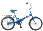 Велосипед NOVATRACK 20' складной FS30 синий 20 FFS 301.BL 5
