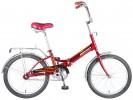 Велосипед NOVATRACK 20' складной TG20 красный 20 FTG 201. RD 7