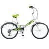 Велосипед NOVATRACK 24' складной TG тормоз V-brake, серый, 6 ск. 24 FTG6SV.GR 8