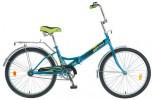Велосипед 24' складной NOVATRACK FS синий 24 FTG1.BL 7 (20)