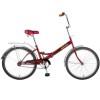 Велосипед 24' складной NOVATRACK TG красный 24 FTG1.RD 7 (20)