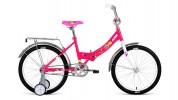 Велосипед 20' складной ALTAIR KIDS compact розовый, 13' RBKN8JF01004