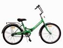 Велосипед 24' складной STELS PILOT-710 зеленый 16'