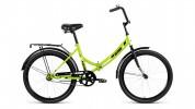 Велосипед 24' складной ALTAIR CITY 24 зеленый, 16' RBKN9YF41003