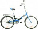 Велосипед 24' складной MTR Street Beat 2401 1s синий