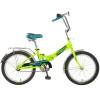 Велосипед 20' складной NOVATRACK FS 20 салатовый 20 FFS 201.GN 8