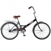 Велосипед 24' складной NOVATRACK FS черный 24 FFS 1.BK 8